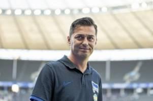 Hertha BSC: Besiegelt: Ante Covic kehrt zurück zu Hertha BSC