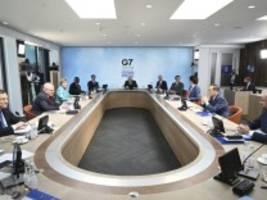 Reaktion auf Abschlusserklärung: China wirft G 7 Einmischung in innere Angelegenheiten vor