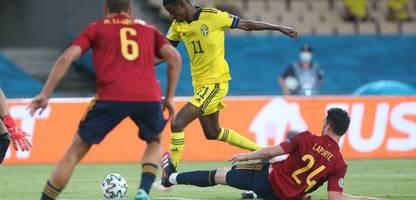EM 2021: Spanien gegen Schweden - von Torjägern und solchen, die es werden wollen