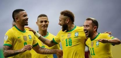 Copa America: Neymar beschert Brasilien optimalen Start – Lionel Messi wegen Corona besorgt