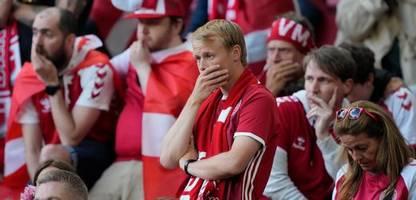 Fußball-EM - Christian Eriksen: »Wir könnten in Deutschland 10.000 Menschenleben retten«