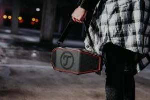 Klein, aber oho: Worauf es bei Bluetooth-Lautsprechern ankommt