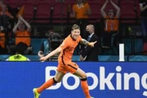 Fußball-EM: Weghorsts EM-Auftakt: Sorgen um Eriksen und Treffer