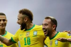 Fußball-Ticker: Neymar und Brasilien mit Traumstart in die Copa America