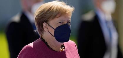 Kanzlerin Merkel zum Umgang mit Russland und China