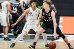 Basketball: Basketballer Zeeb verlässt Braunschweiger Löwen