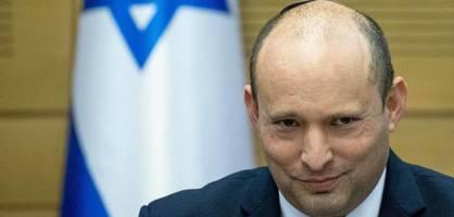 Rechter Hardliner Bennett ist neuer Regierungschef Israels