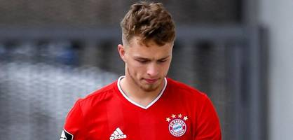 Arp verlässt den FC Bayern - und macht noch mal Kasse