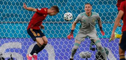 Schweden erkämpft sich einen Punkt gegen überlegene Spanier