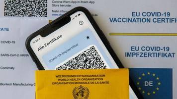 Apotheken in Rheinland-Pfalz stellen digitalen Impfpass aus