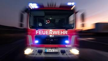Brand im 14. Stock: Hochhaus in Mainz wird evakuiert