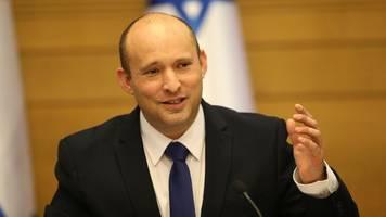 Bennett ist Ministerpräsident: Neue Regierung in Israel vereidigt