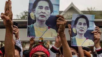 Militärputsch: Verfahren gegen Aung San Suu Kyi in Myanmar begonnen
