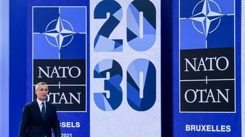 Treffen in Brüssel: Bei der Nato rückt China stärker in denFokus
