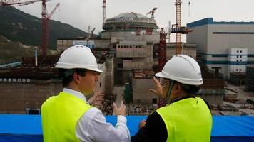 Französischer Atomkonzern prüft möglichen Akw-Vorfall in China