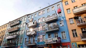 Brandschutz-Kontrolle der Rigaer 94: Polizei Berlin verbietet Demos in der Rigaer Straße