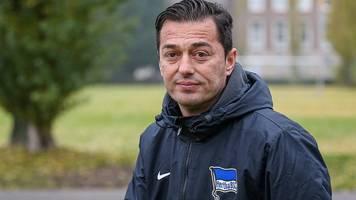 Covic kehrt als U23-Cheftrainer zu Hertha BSC zurück