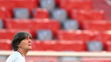 DFB-Auftakt gegen Frankreich - Löw im Tunnel - Neuer: Bis in die Haarspitzen motiviert