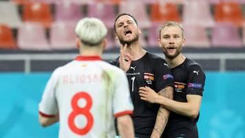 Fußball-EM: Rassistische Beleidigung durch Österreicher Arnautovic?