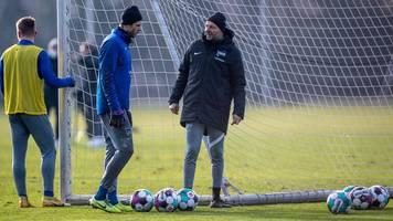 Hertha-Torwarttrainer irritiert mit kontroversen Aussagen