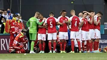 Nach Eriksen-Drama - Dänemark-Spieler Höjbjerg: Werden für Christian spielen