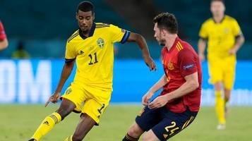 Spanien gegen Schweden: Nullnummer im Duell der Corona-Geplagten