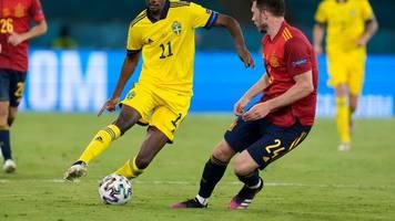 Torloses Spiel: EM-Mitfavorit Spanien verzweifelt an Schweden-Catenaccio