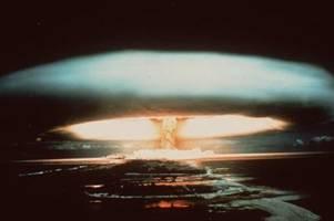 friedensforscher besorgt wegen trendwende bei atomwaffen