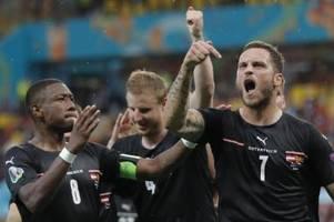 Österreich gewinnt erstmals bei einer EM