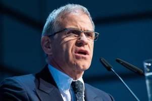 Der beste Weg: Triathlon-Chef für Rücktritt von Hörmann