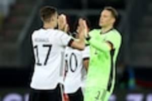 fußball-em - em als großer zahltag: neuer und seinen dfb-kollegen winken 10,4 millionen euro