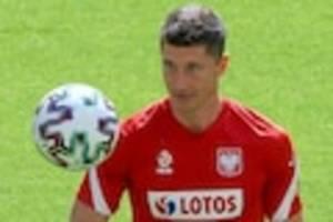 Fußball-EM - Polen gegen Slowakei im Live-Ticker: Alle Augen auf Lewandowski