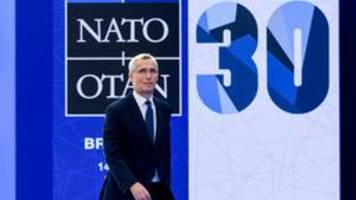 NATO-Gipfel: Herausforderung China