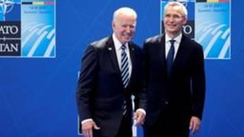 NATO-Gipfel: Russland und China in Schach halten
