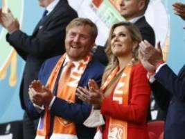 Sieg der Niederlande gegen Ukraine: Vulkanausbruch in Duivendrecht