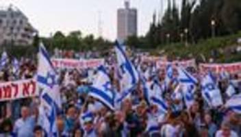 Israel-Palästina-Konflikt: Flaggenmarsch in Jerusalem schürt Sorge vor erneuter Eskalation