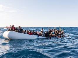 Nicht allein NGOs überlassen: Sassoli fordert EU-Mission zur Seenotrettung