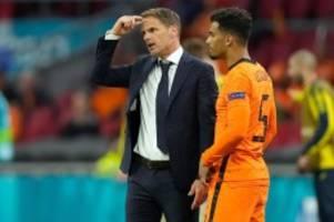 EM 2021: Wie sich die Niederlande von ihren Traditionen gelöst hat