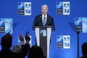 US-Präsident: Vor Gipfel mit Putin: Biden trifft EU-Spitzen in Brüssel