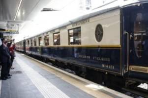 Verkehr: Neue Luxuszüge sollen Italiens Tourismus-Perlen ansteuern