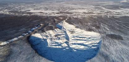 sibirien: forscher finden 650.000 jahre alten permafrostboden
