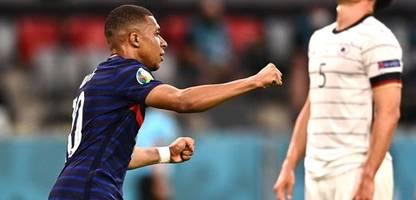 Fußball-EM 2021: Deutschland verliert nach Mats Hummels' Eigentor gegen Frankreich