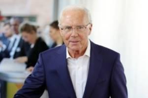EM 2021: Franz Beckenbauer spricht über die EM-Chancen des DFB
