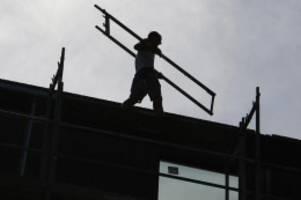Sicherheit am Arbeitsplatz: Deutlich weniger Arbeitsunfälle gemeldet