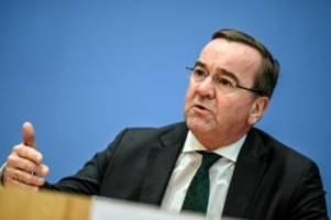Bundesländer: Pistorius: Starke parlamentarische Kontrolle von Frontex