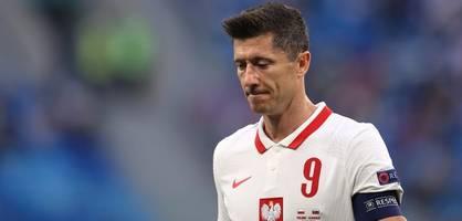 Polens Fehlstart - so erklärt Lewandowski seinen schwachen Auftritt