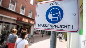 corona-pandemie - maskenpflicht: experten warten vor verzicht in innenräumen