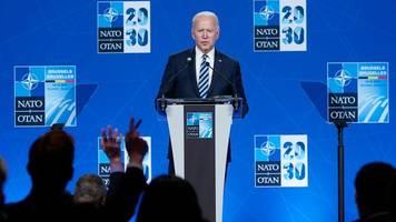 US-Präsident - Vor Gipfel mit Putin: Biden trifft EU-Spitzen in Brüssel