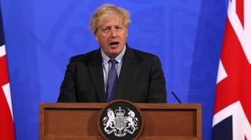 Angriff auf BBC-Reporter in London: Johnson verurteilt Attacke