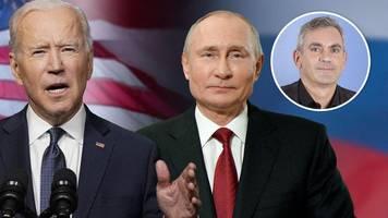 Gipfel in Genf: Warum Putin zu wenig Zeit blieb,  um Joe Biden zu blamieren